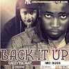 (NEW MUSIC). WIZZYTEE-BACK IT UP-FT-MC RUSS