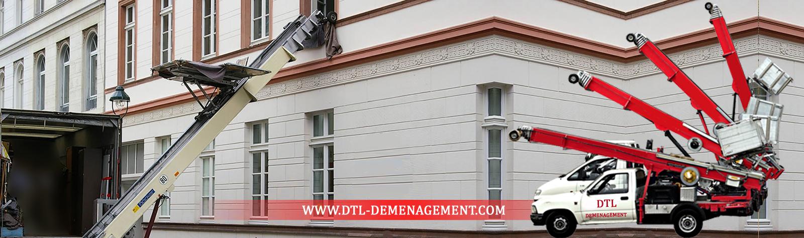 Dtl-demenagement - Monte Meuble