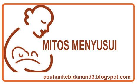 mitos menyusui