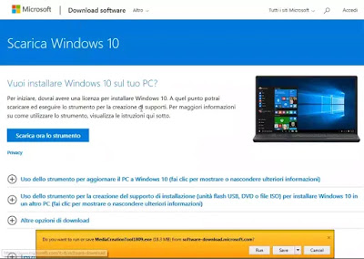 download windows 10 gratis per sempre
