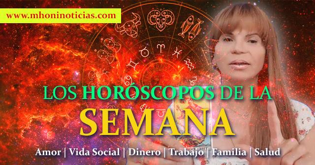 Mhoni Vidente: los horóscopos de la semana del 03 al 09 de AGOSTO del 2020