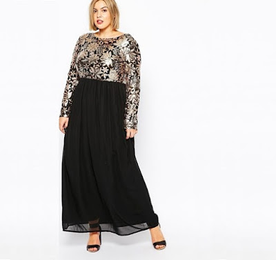 Line Plus Size Skirt 15