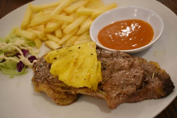 Resep Cara Membuat Ayam Steak Saus Nanas Super Lezat
