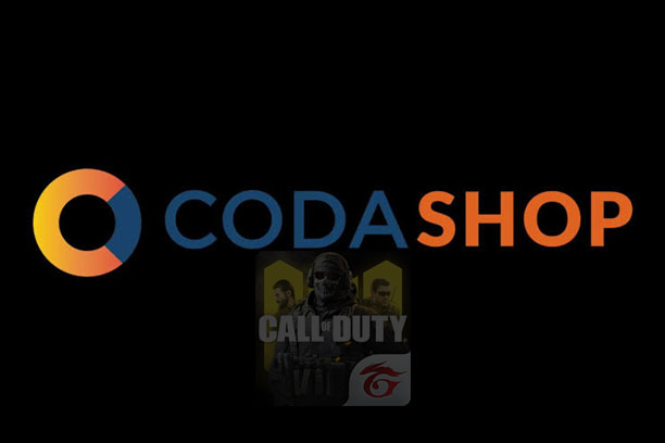 Top Up Call of Duty Mobile di Codashop