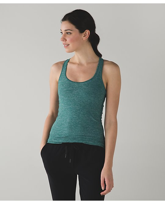 lululemon forage-teal cool-racerback