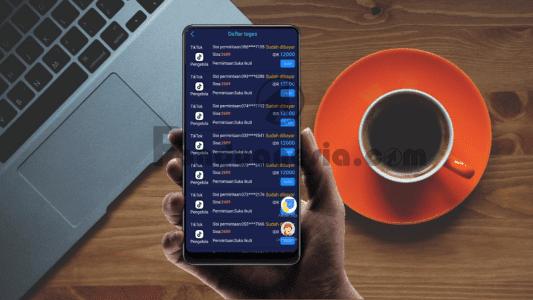Aplikasi Sharing 11 APK