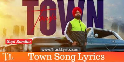 town-lyrics