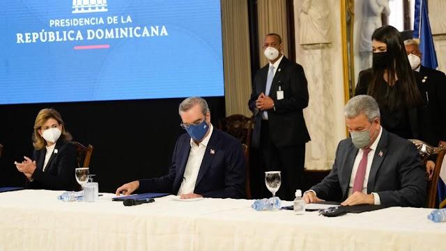 AES Dominicana: pacto eléctrico  es un reimpulso al desarrollo del sector