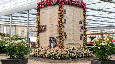 Un 'Jardín Secreto' y año especial para David Austin Roses en Chelsea