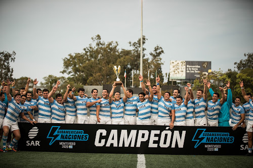 Argentina XV Campeón #SAR4N