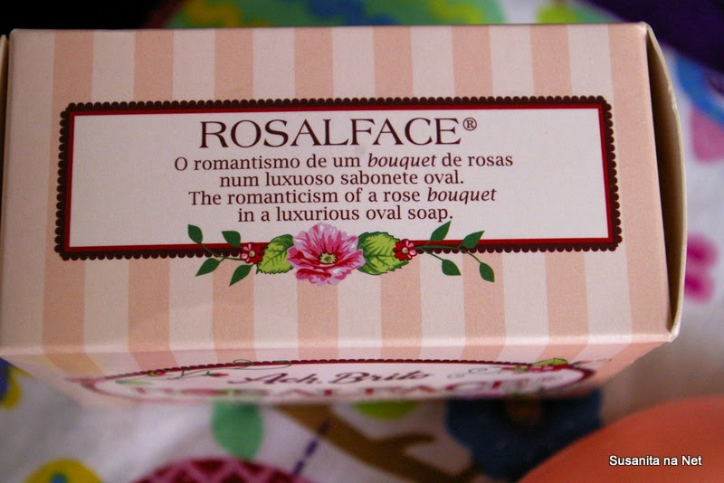 Susanita na Net  Novo aqui em casa  Rosa Alface da Ach Brito 2fa3d32019d34