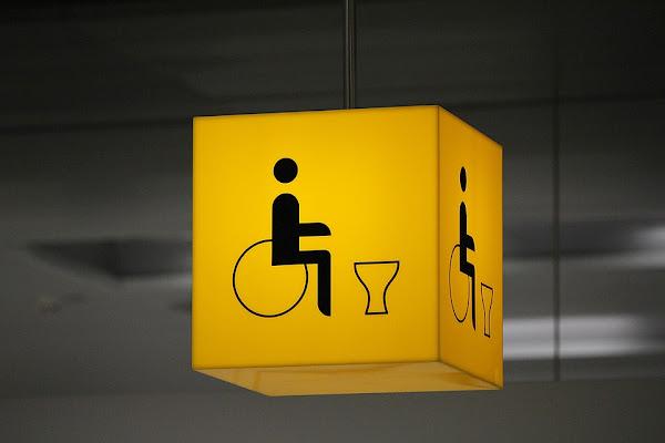 sanitas para deficientes