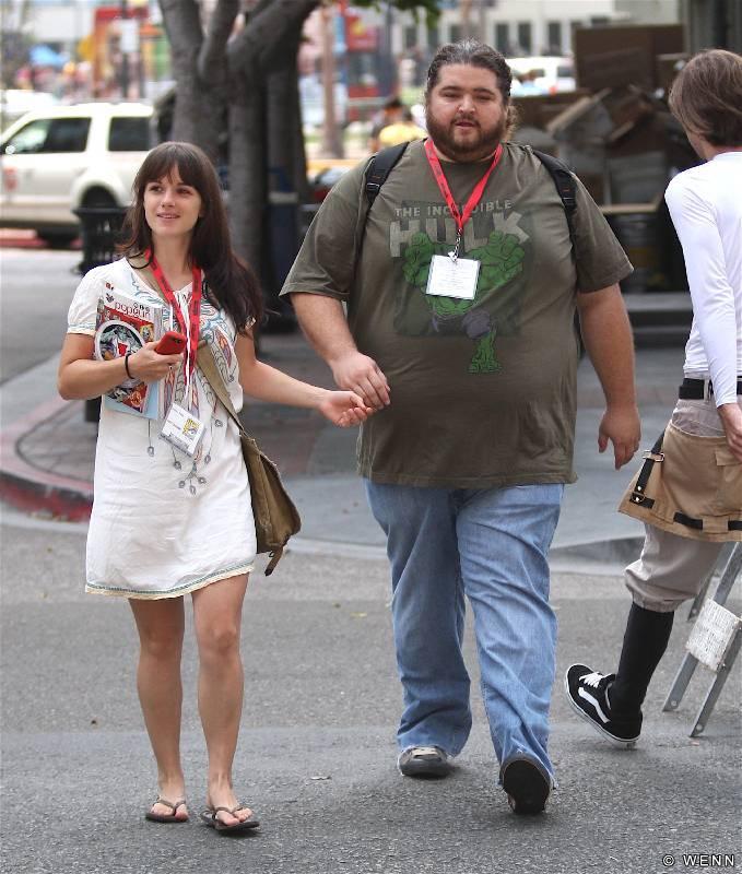 Jorge garcia dating