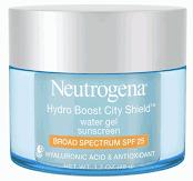 Neutrogena Hydroboost City Shield Hydrating Water Gel - SPF 25