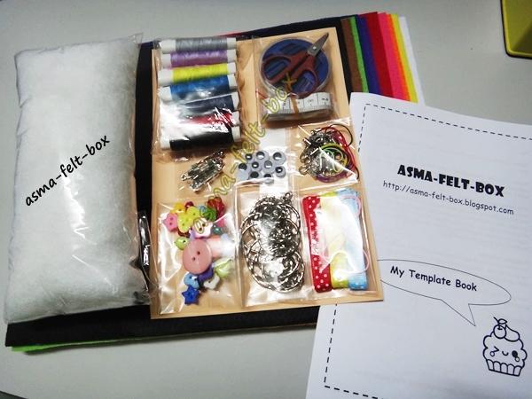 Felt Kit Starter Pack in BULK!