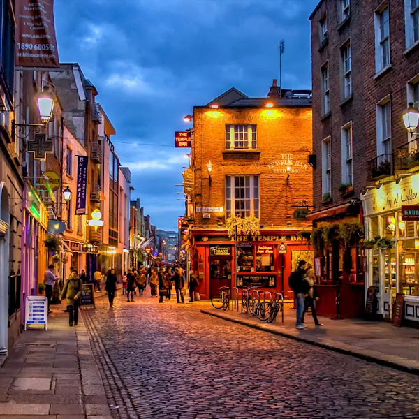 A Weekend In Dublin: Things To See And Do