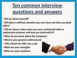 General Job Interview Questions And Answers Made Easy