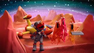 Sesame Street Elmo The Musical Pizza the Musical