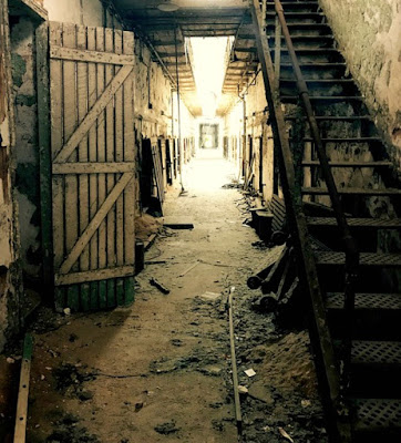 Eastern State Penitentiary in Philadelphia Pennsylvania