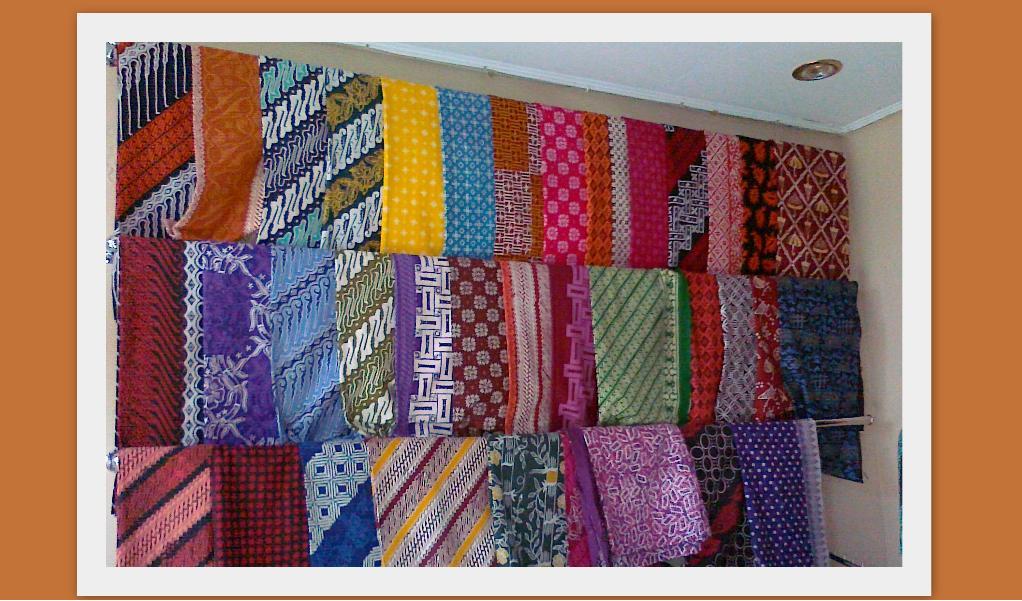 Intip Dapur Batik Garut Pangirutan