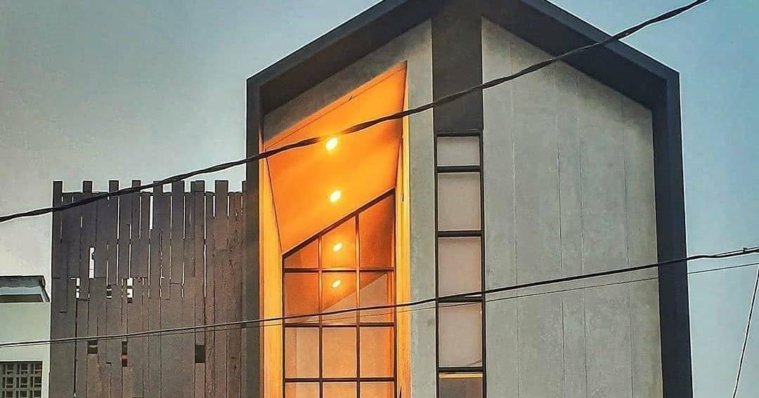 Inspirasi Rumah Minimalis Kece dengan Konsep Industrial di ...