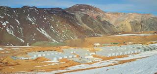 La opción subterránea que estaba en estudio quedó descartada. Fuentes del sector dicen que tiene que ver la Ley de Glaciares.