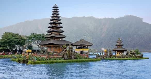 Destinasi Wisata yang paling menarik di Pulau Bali