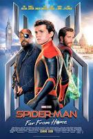 Pelicula Spider-Man: Lejos de casa (2019)