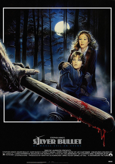 """Movie Review: """"Silver Bullet"""" (1985)"""