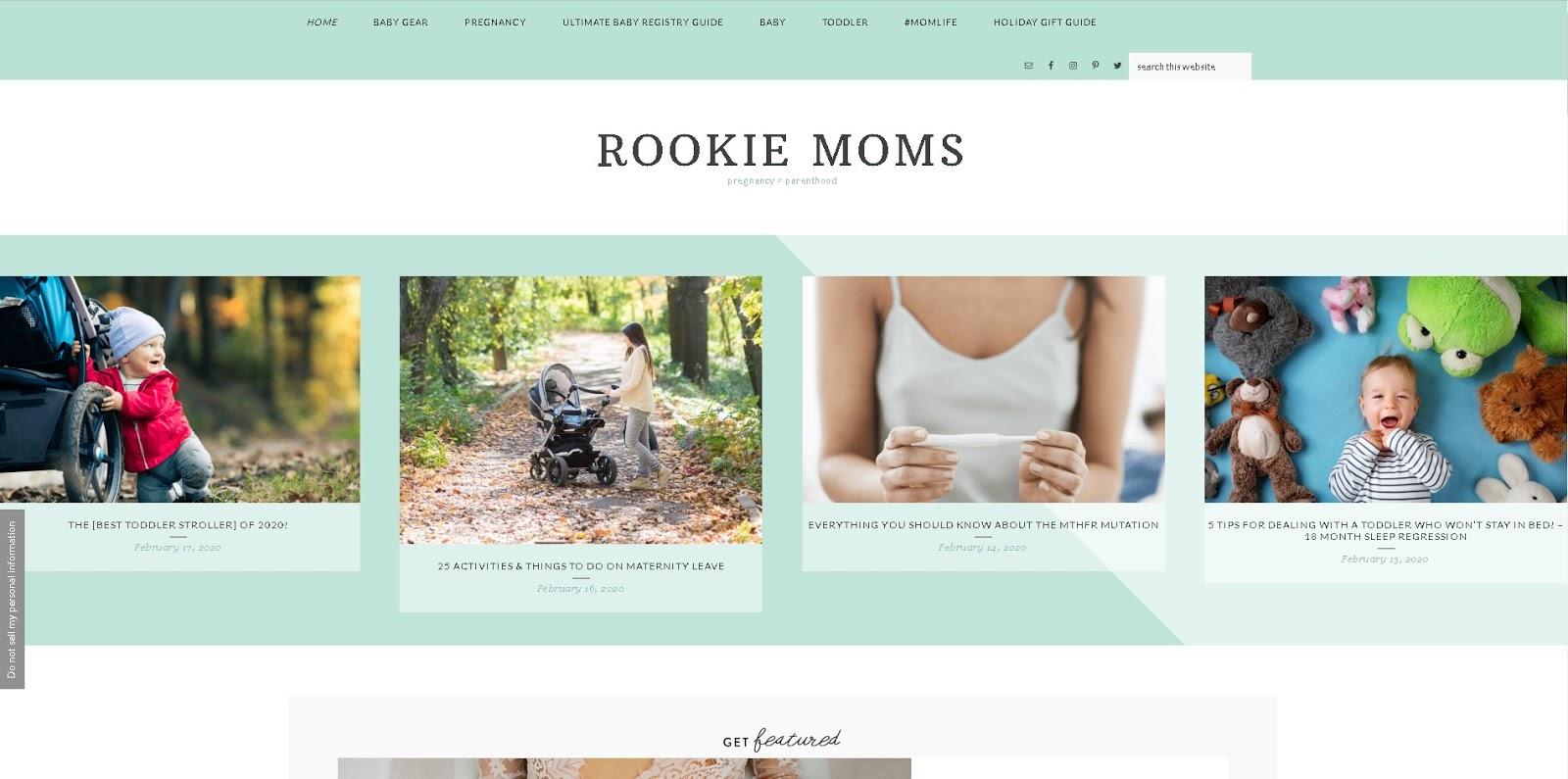 luchshie-blogi-mam-glavnaya-stranicza--rookie-moms-skrinshot