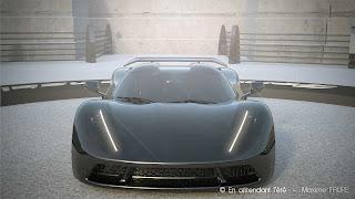 Genty Akylone : nouvelle supercar française de plus de 1.000 ch ! dans Concept Cars 1