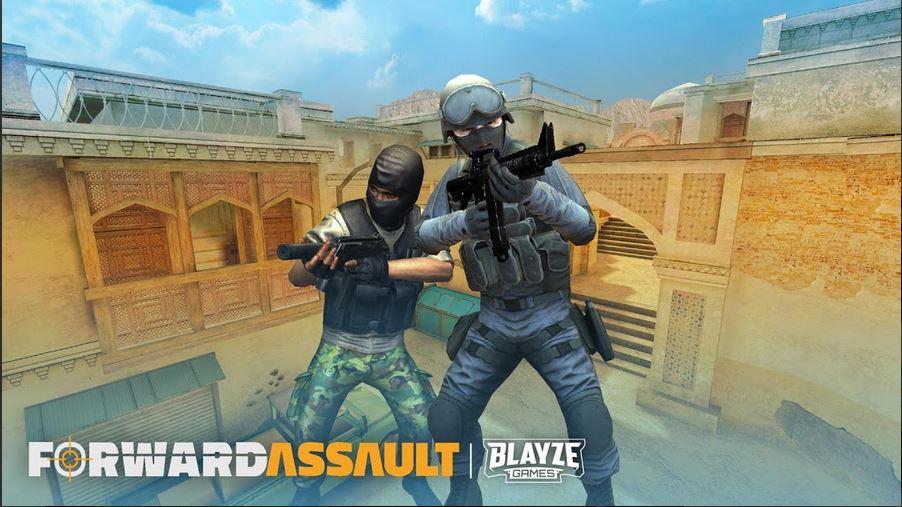 Download Forward Assault MOD APK 1