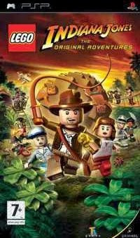 Game LEGO Indiana Jones The Original Adventures PSP High Compressed