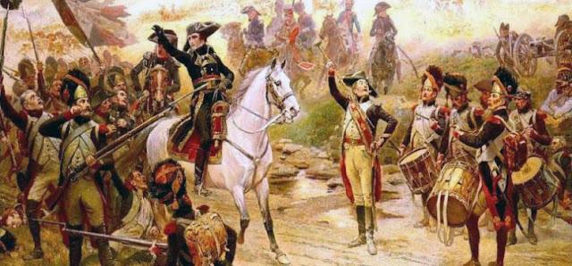 Napoleon Bonaparte y batalla de Marengo