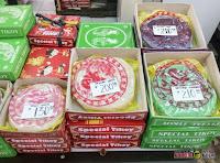 Tikoy, Rice Cake, Excelente Chinese Holiday Ham