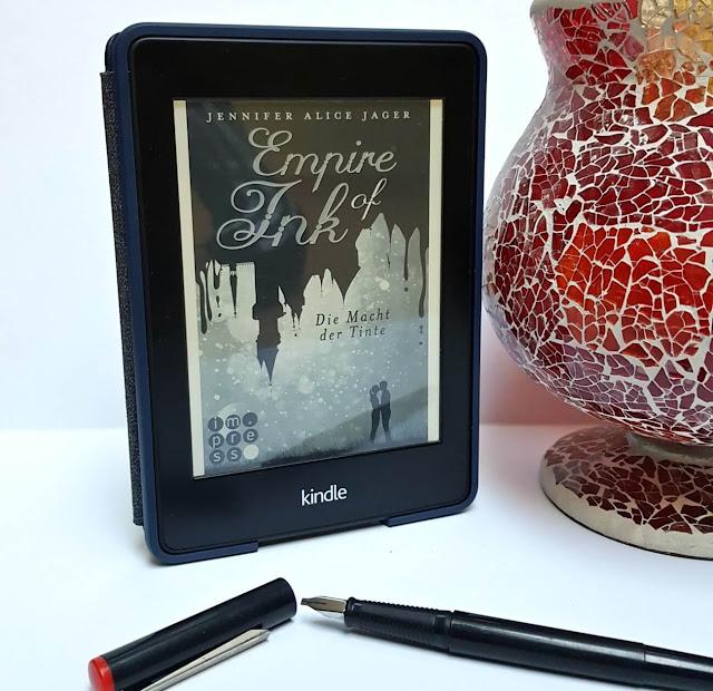 Empire of Ink 2: Die Macht der Tinte - Jennifer Alice Jager