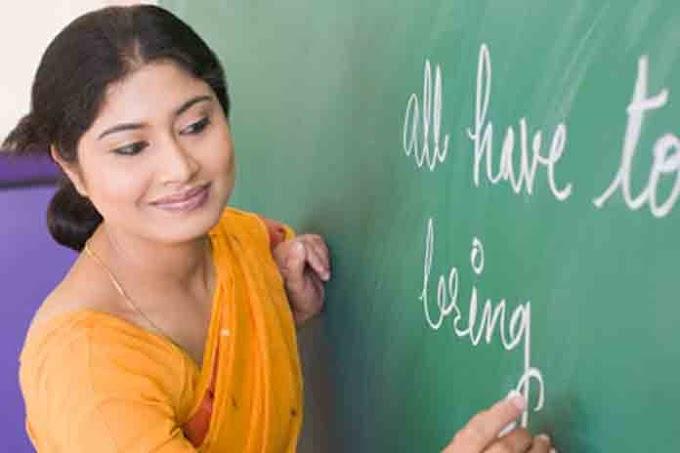 TGT-PGT शिक्षक भर्ती 2020 का संशोधित भर्ती विज्ञापन दिसंबर के अंत तक, उपसचिव ने दिया आश्वासन