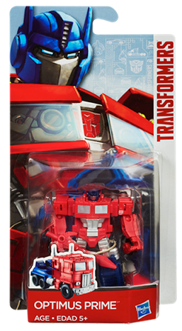 Transformers Hasbro Optimus Prime toy