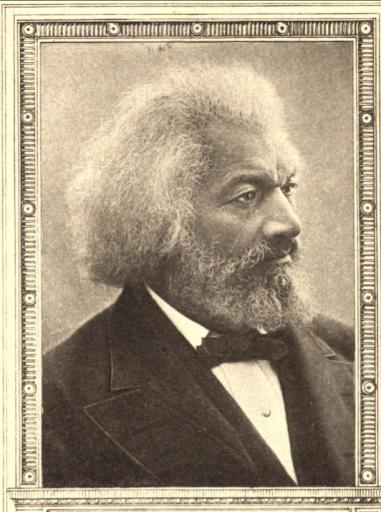 Frederick Douglass visit to Greenock