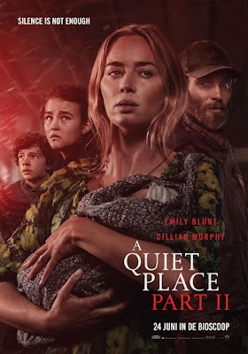 A Quiet Place Part II (2021) Dual Audio [Hindi (HQ Fan Dub) – Eng] 720p HDRip x265 HEVC 500Mb