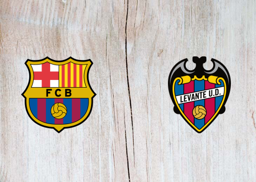 Barcelona vs Levante -Highlights 2 February 2020