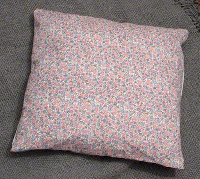 Самодельная подушка