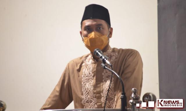 Kunker Terakhir di Bulan Ramadan, Seto Lengkapi Bantuan Masjid di 9 Kecamatan