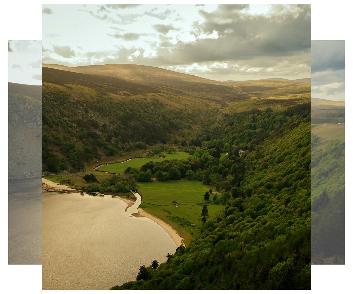 Irlanda. Wicklow