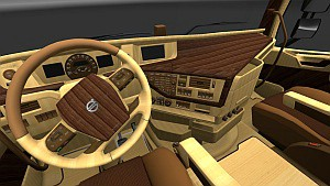 Wood interiors for all trucks