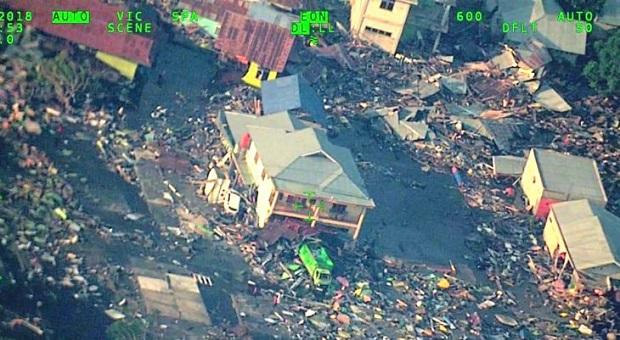 Anggaran Korban Gempa Lombok Mampet, Untuk Pertemuan IMF Lancar Jaya