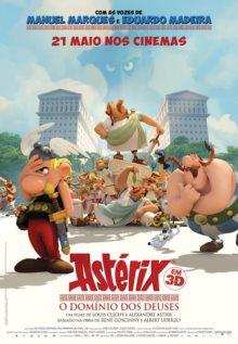 Astérix e o Domínio dos Deuses – Dublado (2014)