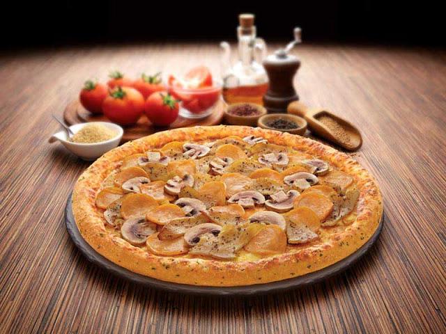 Dominos Pizza Promo in Malaysia