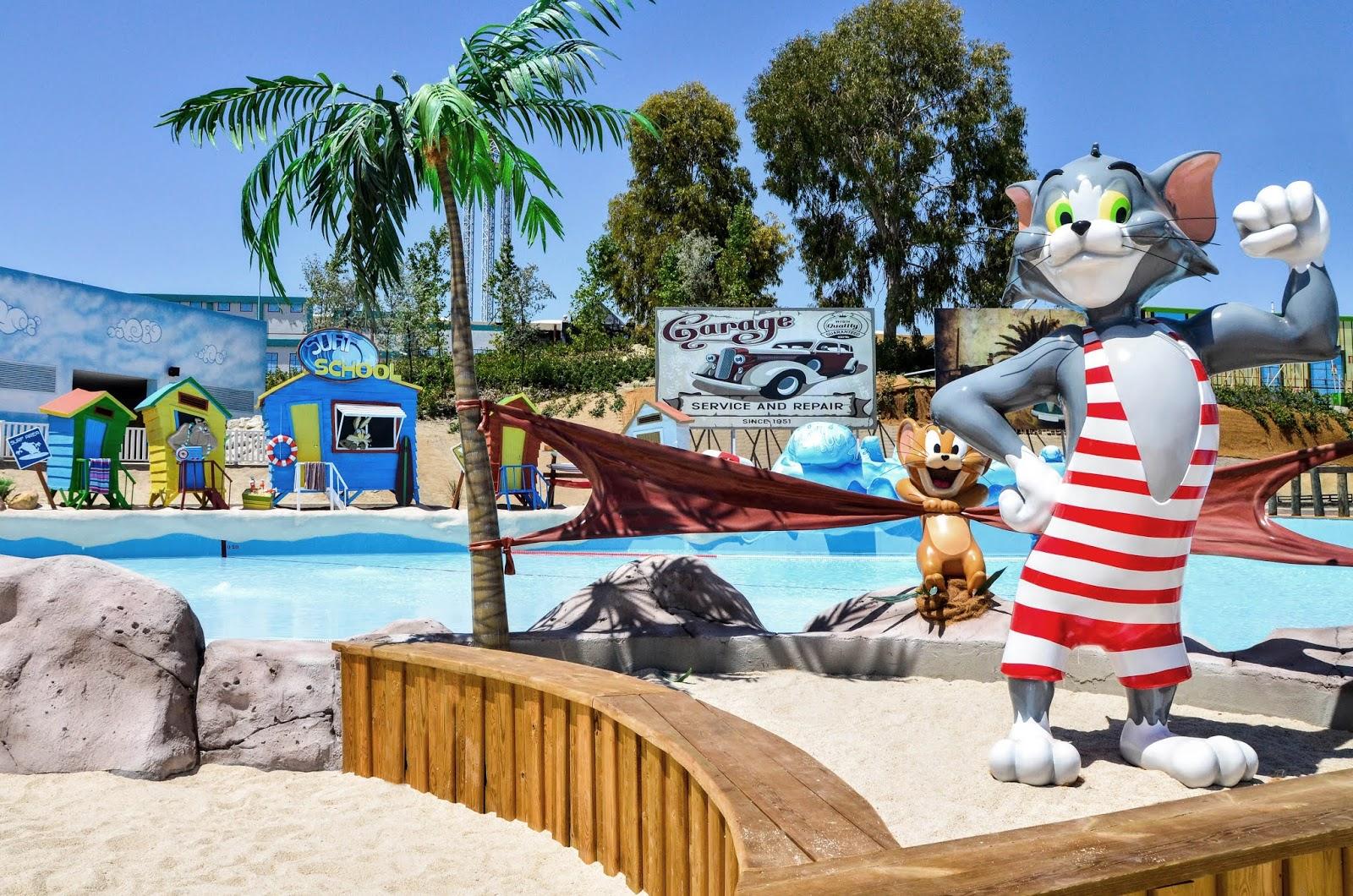 Parque Warner Beach Abre Sus Puertas El 1 De Julio