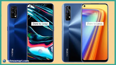 Realme 7 Is To Go On Sale At 12 PM Through Flipkart, Realme.com: Check Price, Specifications Here